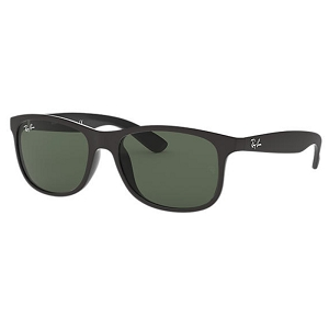 Ray Ban Andy Matte Black / Dark Classic Green