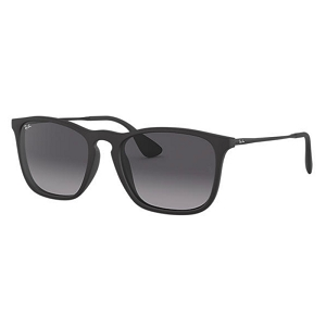 Ray Ban Chris Rubber Black / Grey Gradient