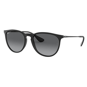 Ray Ban Erika Black / Polarized Grey Gradient