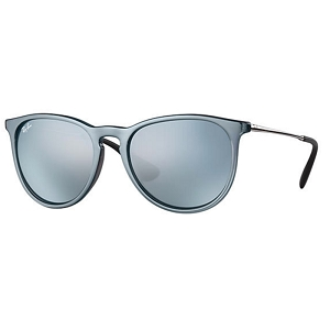 Ray Ban Erika Grey / Silver Mirror