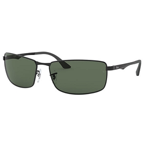 Ray Ban RB3498 Black / Classic Green