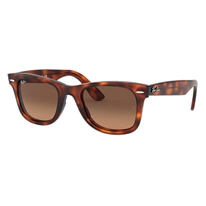 Ray Ban Wayfarer Ease Tortoise / Brown Gradient