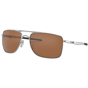 Oakley Gauge 8 L Polished Chrome / Prizm Tungsten Polarized