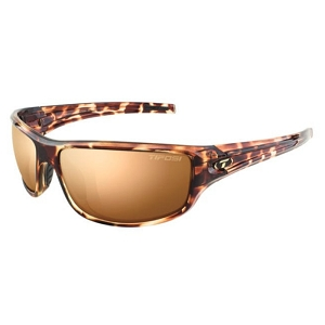 Tifosi Bronx Tortoise / Brown Polarized