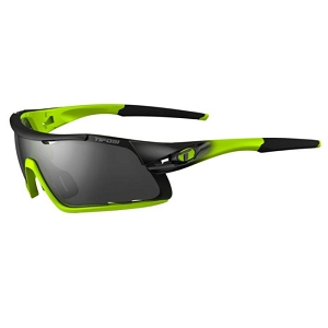 Tifosi Davos Race Neon / Smoke, AC Red, Clear