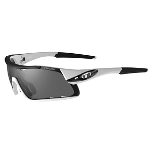 Tifosi Davos White Black / Smoke, AC Red, Clear