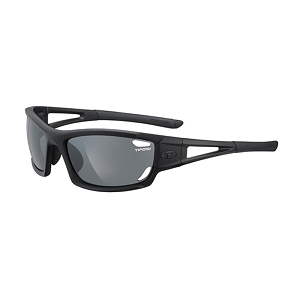 Tifosi Dolomite 2.0 Matte Black / Smoke, AC Red, Clear