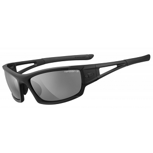 Tifosi Dolomite 2.0 Tactical Matte Black / Smoke, HC Red and Clear Tactical Z87.1