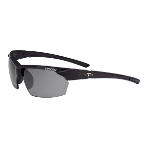 Tifosi Jet Matte Black / Smoke Polarized