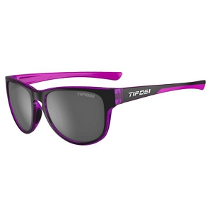 Tifosi Smoove Onyx/Ultra-Violet / Smoke