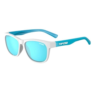Tifosi Swank Frost/Powder Blue / Smoke Bright Blue