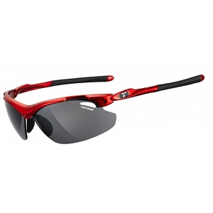 Tifosi Tyrant 2.0 Metallic Red / Smoke, AC Red, Clear