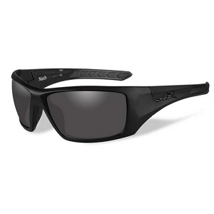Wiley X Nash Matte Black / Polarized Grey