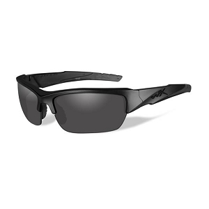Wiley X Valor Black Ops Matte Black / Grey Polarized