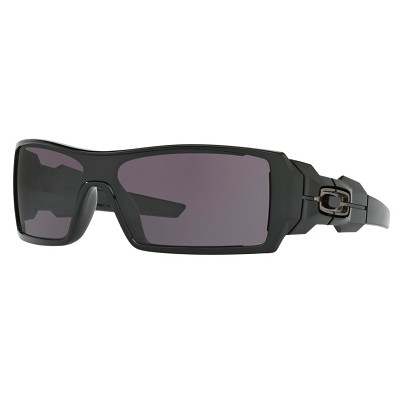 Oakley Oil Rig Polished Black / Warm Grey