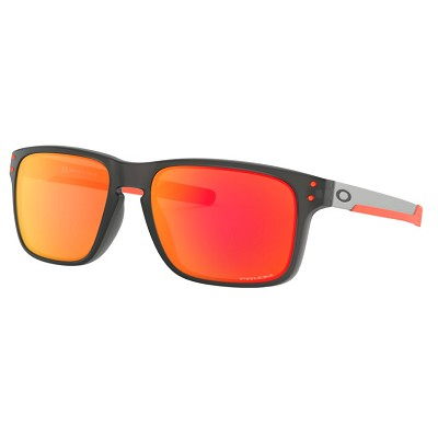 Oakley Holbrook Mix Matte Grey Smoke / Prizm Ruby