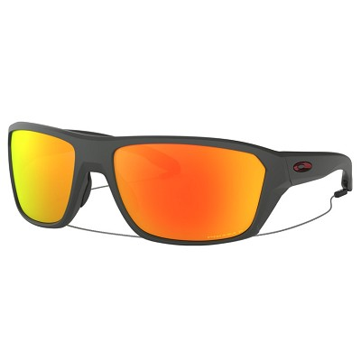 Oakley Split Shot Matte Heather Grey / Prizm Ruby Polarized