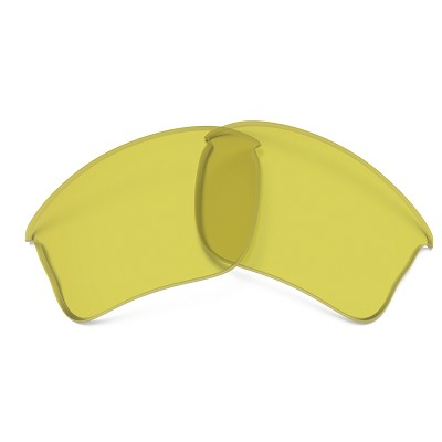 Oakley Flak Jacket XLJ Yellow Replacement Lens