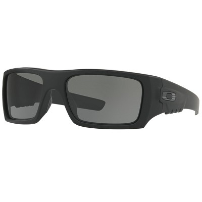 Oakley Standard Issue Det Cord Matte Black with Tonal Flag / Grey